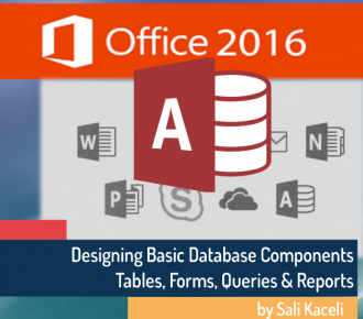 Access 2016 Tutorial: How to Create and Modify Reports in an